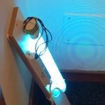 DIY How to build an UV-C lamp for disinfecting viruses and bacteria